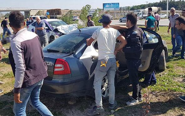 Bursa'da korkunç kaza! Çok sayıda ölü ve yaralı var