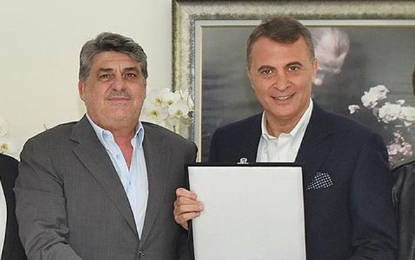 Beşiktaş'a forvet müjdesi! Serdal Adalı açıkladı