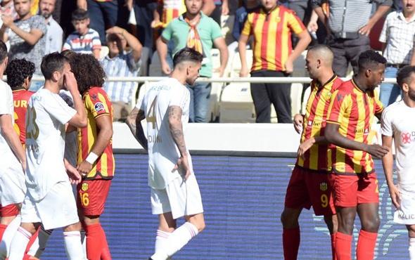 Süper Lig'de alışık olmadığımız skor! Tam 8 gol var