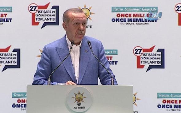 Erdoğan'dan flaş af açıklaması! Cezaevlerini boşaltmak için af çıkarılamaz
