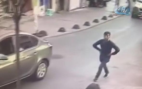 İstanbul'nda kapkaç anları kameraya böyle yansıdı
