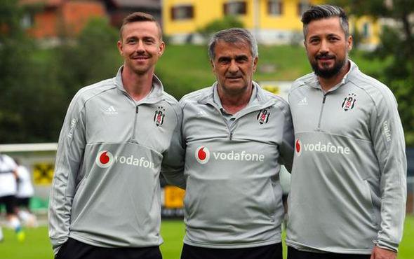 Guti Beşiktaş'tan ayrılacak mı? Resmen açıkladı