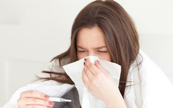 Soğuk havaların kabusu gripten korunmanın 9 'basit' yolu