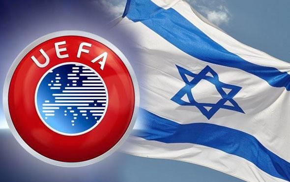 UEFA ile İsrail arasındaki maç yayını krizi büyüyor!