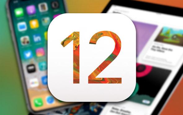 Apple iOS 12.0.1 güncellemesini yayınladı! İşte güncelleme alacak modeller...