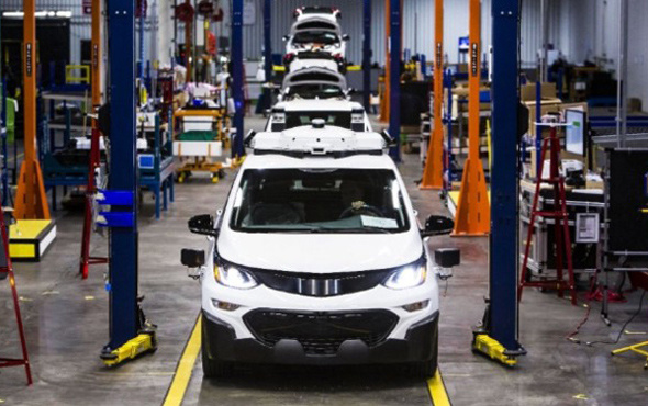 General Motors'tan flaş karar! Tam 18 bin kişi işten çıkarılacak!
