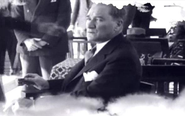 TSK'dan 10 Kasım'a özel Atatürk klibi