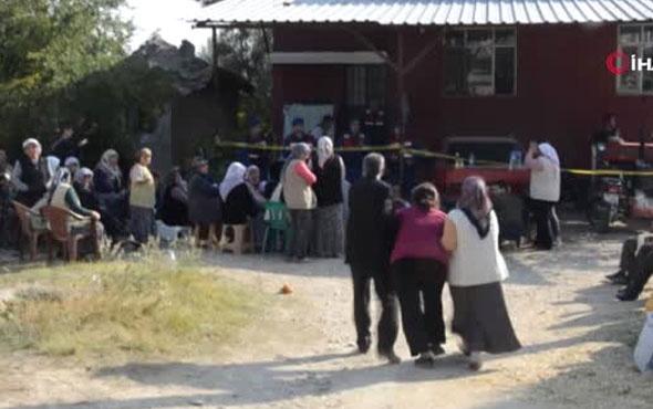 Denizli'de 3 çocuk annesi kadın, başından vurularak öldürüldü