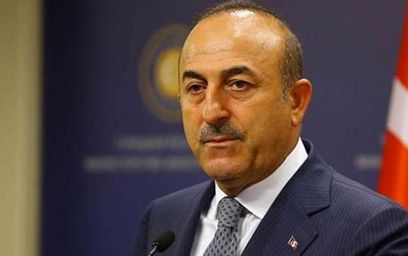 Mevlüt Çavuşoğlu'ndan Fransız bakana tepki: Terbiyesizlik