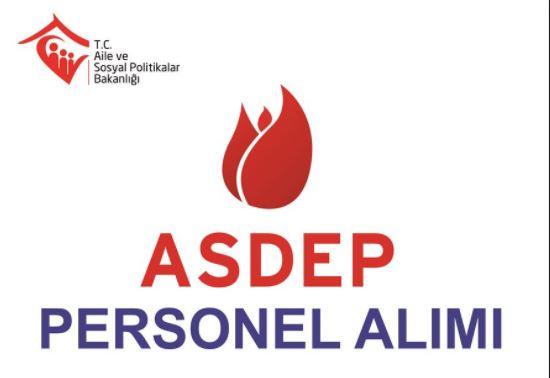 ASDEP alımları 2019 iş takvimi-başvurular ne zaman?
