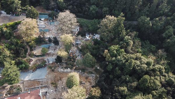 Adnan Oktar'ın villasındaki yıkım bitti işte lüks villanın eski ve yeni hali... - Sayfa 4