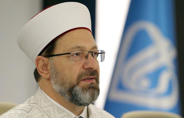 Diyanet İşleri Başkanı Ali Erbaş hakkında suç duyurusu!