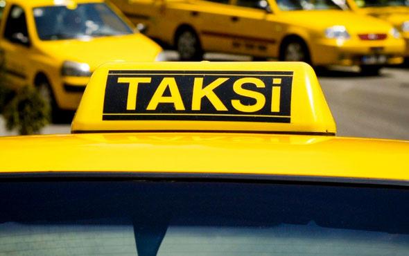 Taksicilere eğitim şart ! Başarısız olan trafiğe çıkamayacak