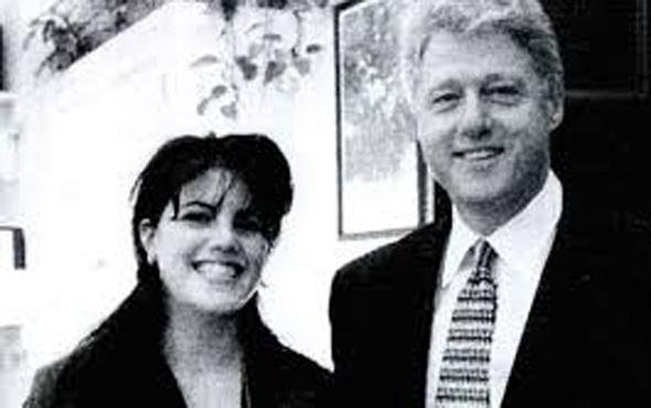 Skandal kadın Monica'dan özür açıklaması
