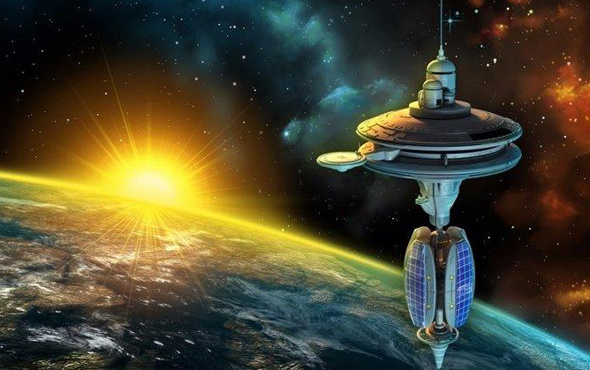 İlk uzay ülkesine vatandaşlık artık parayla