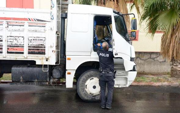 'Namus meselesi' deyip kamyon şoförünü vurdular