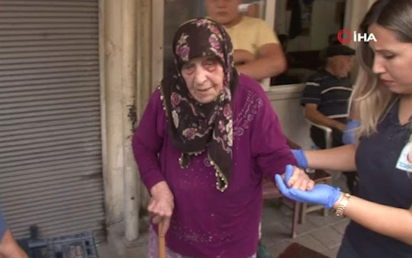 Murat Göğebakan'ın kuzeni annesini tekme tokat dövdü!