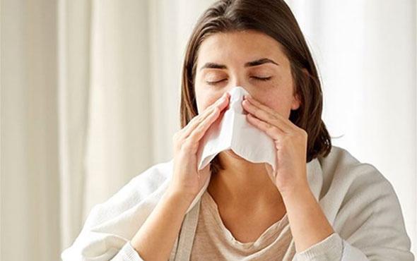 Dikkat! Grip ve soğuk algınlığı için antibiyotik kullanmayın