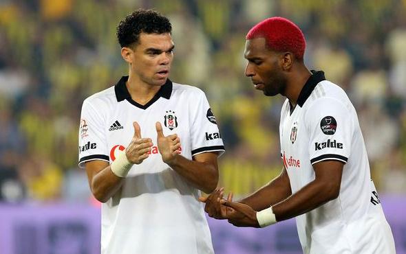 Pepe ve Babel direkten dönmüş