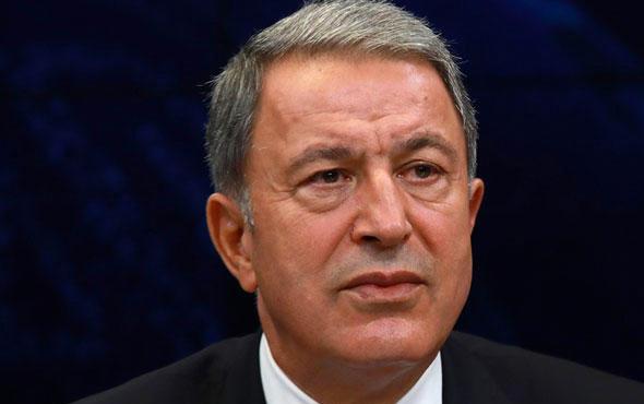 Bakan Hulusi Akar: ABD'den YPG ile işbirliğini kesmesini bekliyoruz