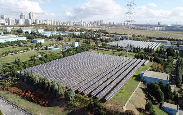 İBB'nin güneş santralleri hem milli ekonomiye hem çevreye destek sağlıyor