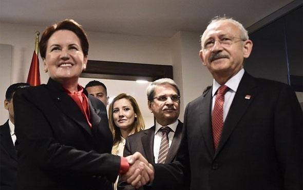 CHP İYİ Parti ve Saadet neyin peşinde nasıl bir işbirliği arıyorlar?