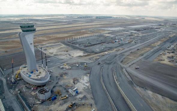İstanbul Havalimanı otopark ücretleri açıklandı