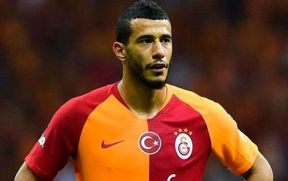 Galatasaray'a bir şok daha! Belhanda ilk yarıyı kapattı