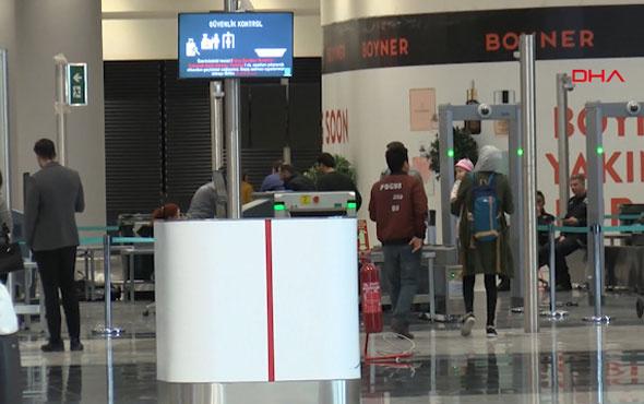 İstanbul Havalimanı'nda bir ilk daha ilk kez yer radarı kullanılacak