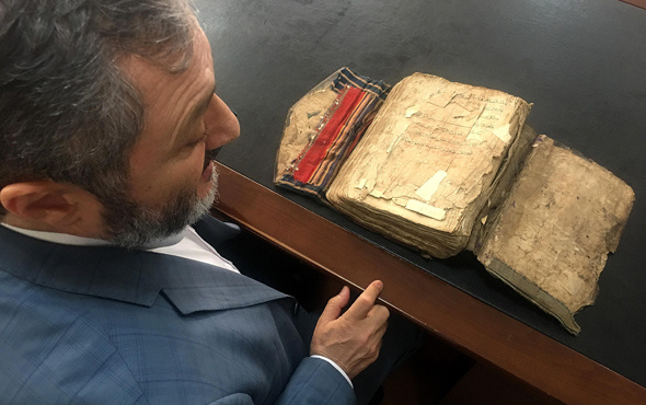 Tarihi Kur'an-ı Kerim müftülükte incelenecek