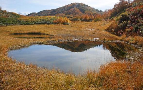 Arhavi'deki göletler keşfedilmeyi bekliyor
