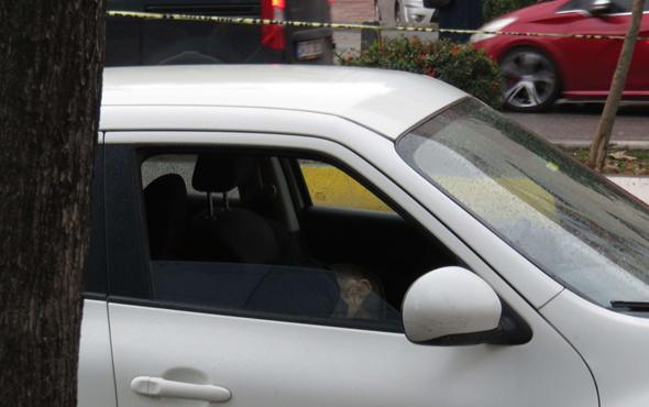 Tuzla'da otomobil içinde infaz!