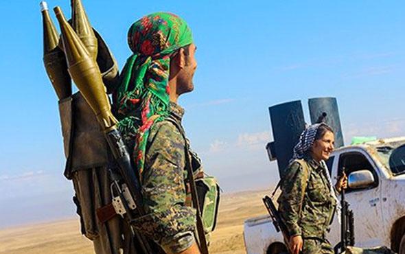 ABD'den PKK'ya 300 TIR dolusu silah yardımı