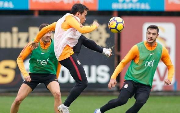 Sakat isimlerden Galatasaray'a sevindirici haber!