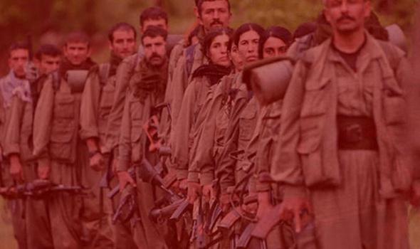 Terör örgütü PKK'da kadın-erkek kavgası!
