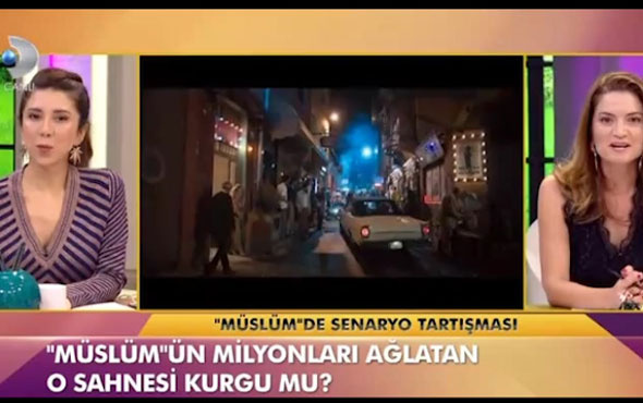 Müslüm'ün yapımcısı Kanal D'de her şeyi anlattı Ezo nerede?
