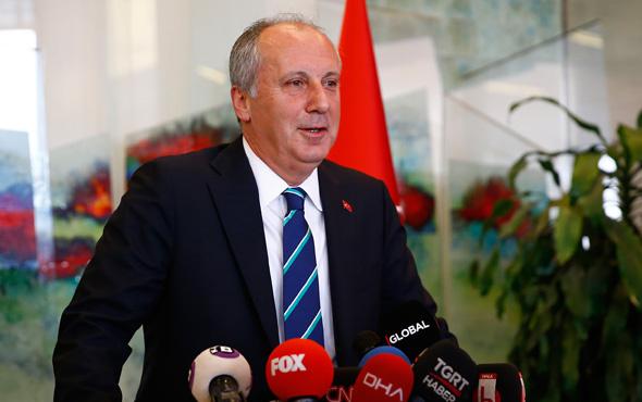 CHP'de Kılıçdaroğlu-Muharrem İnce zirvesi yapıldı İnce aday mı?