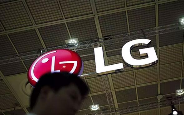LG katlanabilir akıllı telefon için başvuruda bulundu