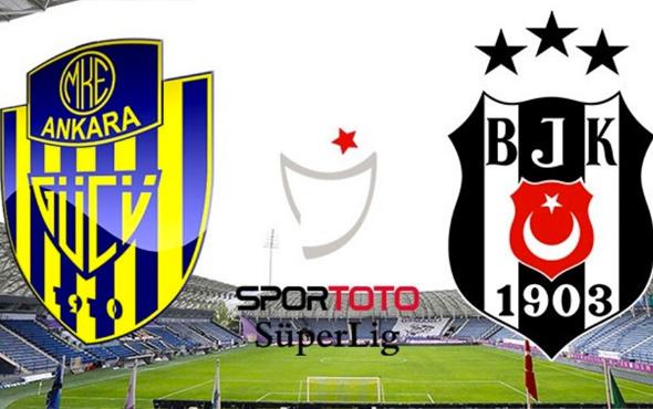 Ankaragücü-Beşiktaş maçının yeri değişti!