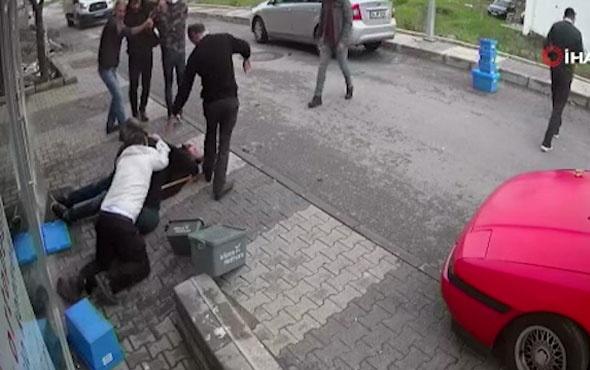 Sultanbeyli'de korkunç olay! Eczaneye girip terör estirdiler