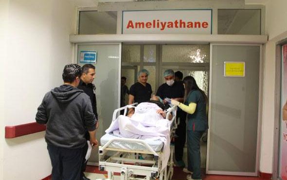 Şemdinli'de bir ilk! Bel fıtığı ameliyatı yapıldı