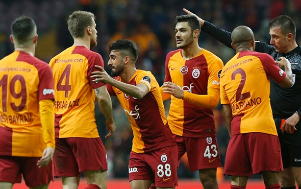 Skandal karar sonrası Galatasaray'dan boykot!