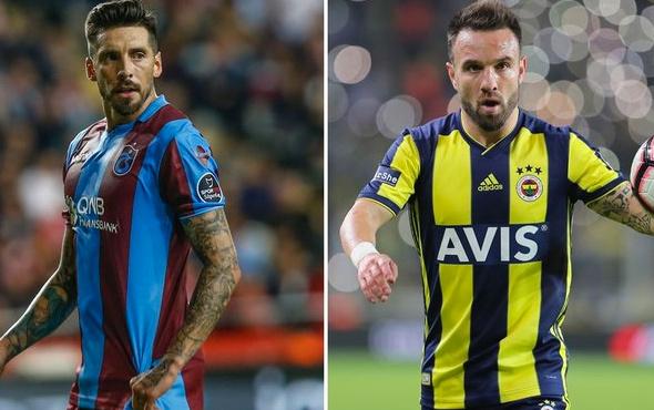 Trabzonspor-Fenerbahçe rekabetinde 122. randevu