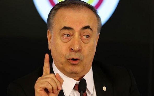 Galatasaray Başkanı Mustafa Cengiz onları istifaya davet etti