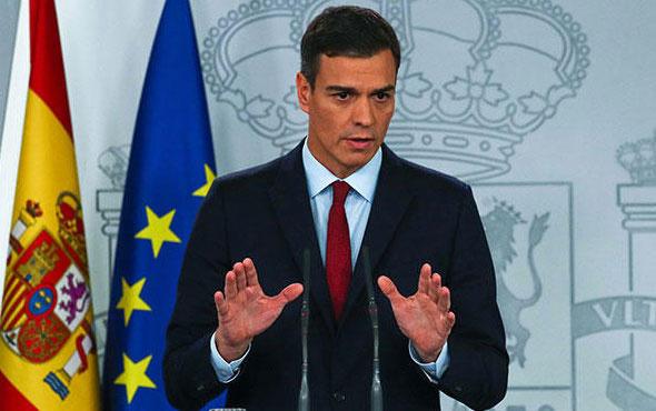 İspanya ve İngiltere anlaştı Kriz sona erdi