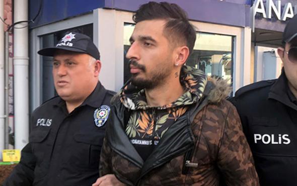 İzmir'de üstü açık otomobilinde yaptığı dans pahalıya patladı