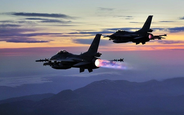 Irak'ın kuzeyinde saldırı hazırlığındaki 6 terörist etkisiz hale getirildi