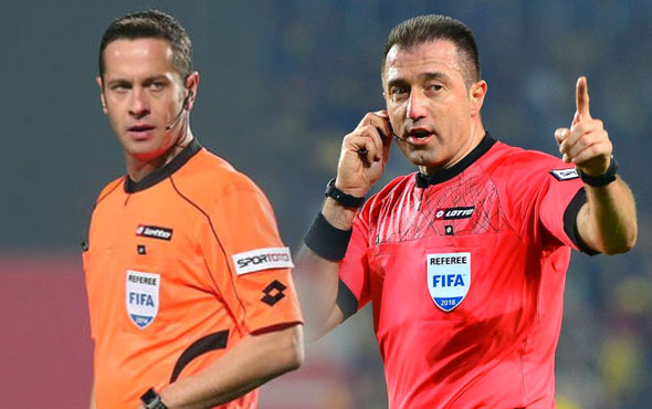 Penaltı hatası yüzünden 2 hakemin kariyeri bitebilir!