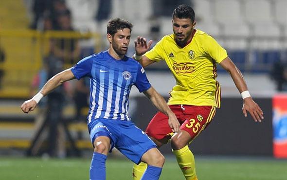 Sezonun iki flaş takımı Kasımpaşa ile Yeni Malatyaspor karşı karşıya