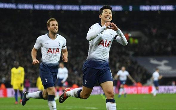 Tottenham'dan derbide Chelsea'ye ağır darbe!